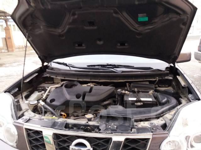 Nissan X-Trail. автомат, 4wd, 25.0 (169л.с.), бензин, 102тыс. км