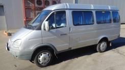 ГАЗ 3221. Продам микроавтобус, 2 400 куб. см., 8 мест