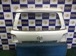 Дверь багажника. Toyota Land Cruiser, VDJ200, GRJ200, URJ202, UZJ200 Двигатели: 1VDFTV, 1URFE, 1GRFE, 2UZFE. Под заказ