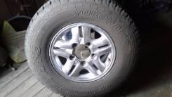 Продам шины на литье на 100 крузер