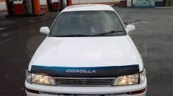 Проводка под радиатор. Toyota Corolla, CE109, CE100, CE104, CE106, CE108 Toyota Sprinter, CE100, CE108, CE109, CE104, CE106 Двигатель 2C