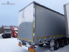 Kogel SN24. Шторный полуприцеп , 28 500 кг.