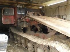 АТЗ ТТ-4. Трелевочный трактор, 10 000 кг.