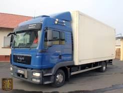 MAN TGL. 12.250, изотермический фургон с подогревом, без пробега по РФ, 6 871 куб. см., 8 000 кг.