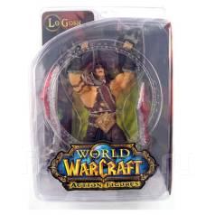 Фигурка World of Warcraft Logosh. центр, приставкин