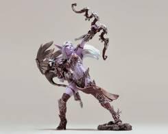 Фигурка World of Warcraft Алатина Лунный Бриз. центр, приставкин