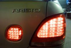 Задняя светодиодная оптика Toyota Aristo. Toyota GS300, JZS160 Toyota Aristo, JZS161, JZS160 Lexus GS300 / 400 / 430, JZS160, JZS161