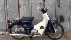 Honda Super Cub 50. 50 куб. см., исправен, птс, без пробега