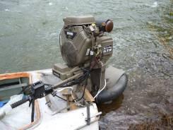 Gator Tail Gtr 35L (usa) лодочный мотор вездеход в Таштаголе. 35,00л.с., 4х тактный, бензин, нога L (508 мм), Год: 2012 год