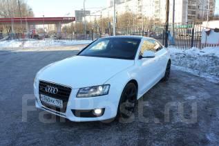 Audi A5. автомат, 4wd, 3.2 (265 л.с.), бензин, 162 000 тыс. км