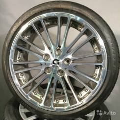 Wheel Power. 8.5/9.5x18, 5x120.00, ET40/46