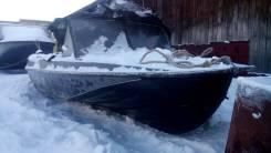 Казанка-5М2. длина 4,60м., двигатель подвесной, 1,00л.с.