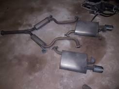Глушитель. Toyota Soarer, JZZ31 Двигатель 2JZGE