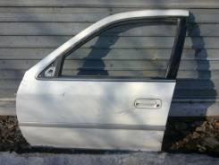 Дверь  боковая передняя  в сборе  Toyota Cresta  JZX100.