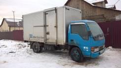 Isuzu Elf. Isuzu elf фургон, 4 600 куб. см., 3 000 кг.