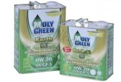 Moly Green. Вязкость 0W-20