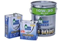 Moly Green. Вязкость 10W-30