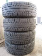 Michelin X-Ice. Зимние, без шипов, 2012 год, износ: 20%, 4 шт