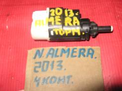 Концевик под педаль тормоза Nissan Almera 13- 253206170