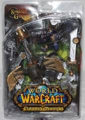Фигурка World of Warcraft Gyrospring. центр, приставкин