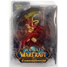 Фигурка World of Warcraft Valeera. центр, приставкин