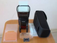 Новая Canon Speedlite 600EX-RT