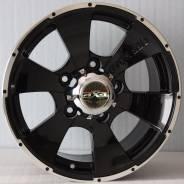 Sakura Wheels. 7.5x16, 5x139.70, ET10, ЦО 108,0мм.