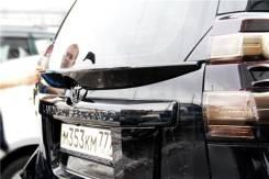 Спойлер на заднее стекло. Lexus GX460, SUV, URJ150 Toyota Land Cruiser Prado, SUV