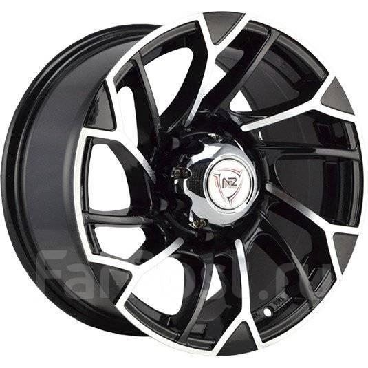 "NZ Wheels SH660. 7.0x15"", 6x139.70, ET-13, ЦО 110,5мм."