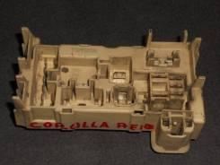 Блок предохранителей. Toyota: Corolla, Corolla Levin, Sprinter, Sprinter Marino, Sprinter Trueno, Corolla Ceres, Corolla Sprinter Двигатели: 3CE, 7AFE...
