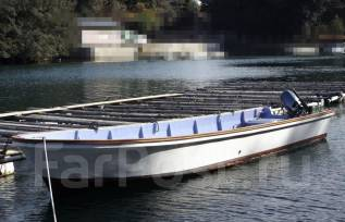 Yamaha. Год: 1996 год, длина 8,00м., двигатель подвесной, 15,00л.с., бензин. Под заказ