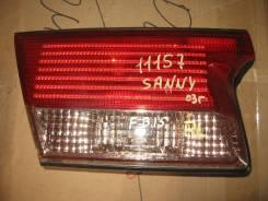 Вставка багажника. Nissan Sunny, B15, FB15, FNB15, JB15, QB15, SB15, 15