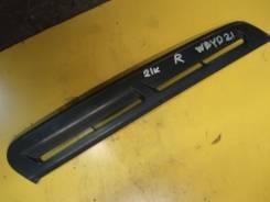 Накладка багажника. Nissan Terrano, WBYD21