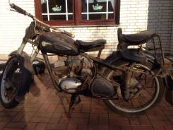 Куплю старые мотоциклы советские немецкие военные
