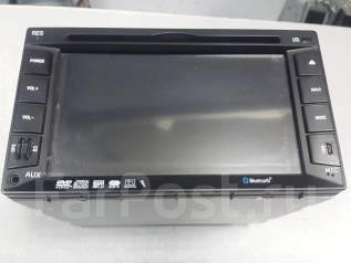 Китайский магнитофон - MP3/DVD/USB/TV/AUX GPS BT