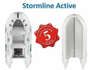 Stormline Active. 2018 год год, длина 3,60м., двигатель подвесной
