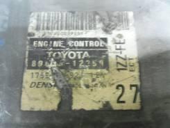 Блок управления двс. Toyota Corolla Fielder, ZZE122 Двигатель 1ZZFE