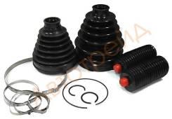 Комплект пыльников на привод Toyota Land Cruiser 200 (термопласт)