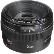 Canon EF 50mm f/1.4 USM во Владивостоке. Для Canon, диаметр фильтра 58 мм