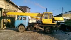 МАЗ Ивановец. Продается автокран Ивановец на базе МАЗ 500, 11 015 куб. см., 12 000 кг., 14 м.
