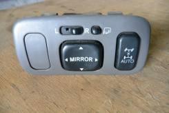 Кнопка включения 4wd. Toyota Corolla, AE114 Toyota Sprinter, AE114 Toyota Sprinter Carib, AE114, AE115 Двигатели: 4AFE, 7AFE