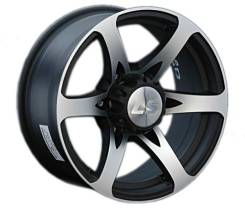 Light Sport Wheels LS 165. 7.5x17, 6x139.70, ET0, ЦО 107,1 мм.