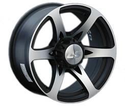 Light Sport Wheels LS 165. 7.5x17, 6x139.70, ET0, ЦО 107,1мм.