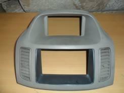 Консоль панели приборов. Nissan Serena, TNC24 Двигатель QR20DE