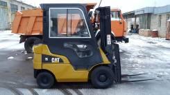 Caterpillar GP15ZNT. Погрузчик вилочный Caterpillar GP15NT, 2 000 куб. см., 1 500 кг.