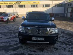 Nissan Patrol. автомат, 4wd, 5.6 (405 л.с.), бензин, 152 147 тыс. км
