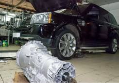 Автоматическая коробка переключения передач. Land Rover Range Rover. Под заказ