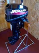 Mercury. 2-тактный, бензиновый, нога S (381 мм), Год: 2015 год
