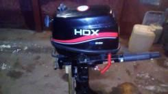 Hondex. 4,00л.с., 4х тактный, бензин, Год: 2013 год