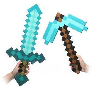 Подарки детям Майнкрафт/Minecraft!